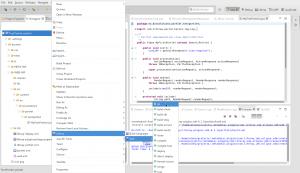 Build portletové aplikace