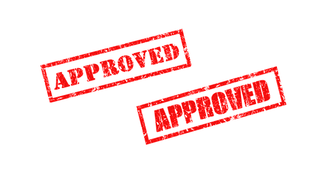 Approved authorization